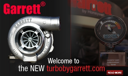 TURBO BY GARRETT